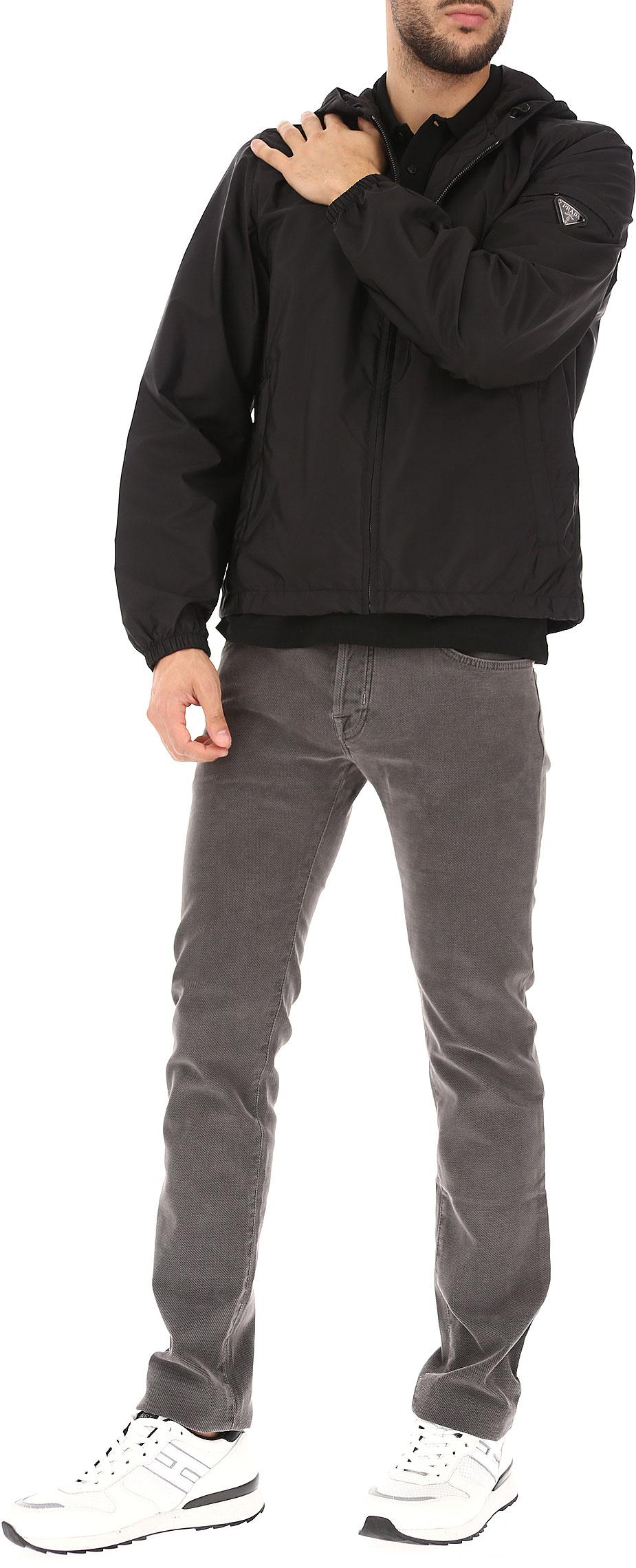 Abbigliamento Uomo Prada Codice Articolo Sgi242-q04-f0002