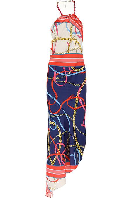 Order Online Sale Professional Multicolor Corina dress Pinko BIdCKmCF