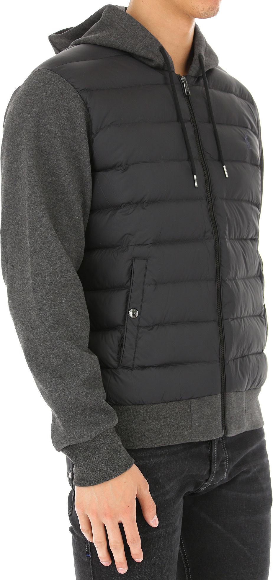 Abbigliamento Uomo Ralph Lauren Codice Articolo 710671059001-black-piegato