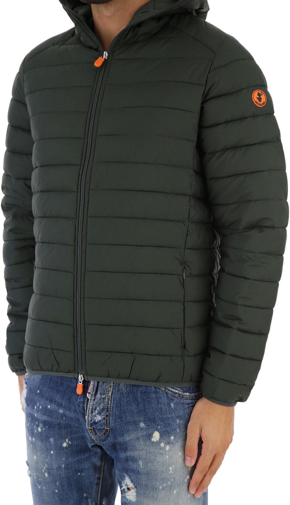 Abbigliamento Uomo Save the Duck, Codice Articolo: d3065m-dull5-00113