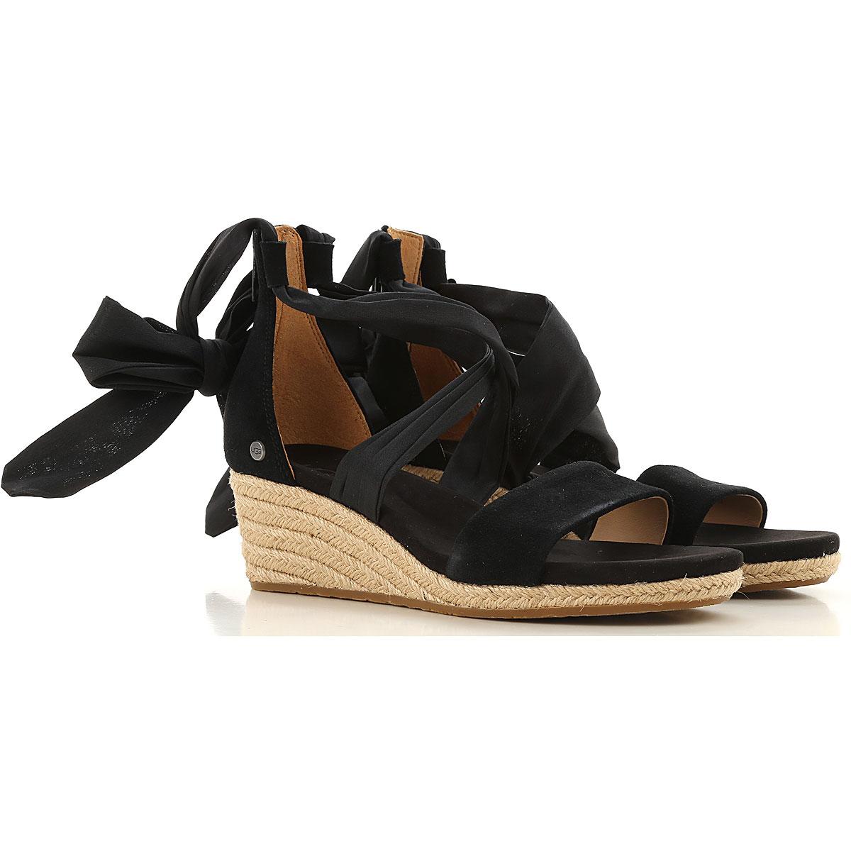 37c9066e9f3 Womens Shoes UGG, Style code: 1099693-trina-black