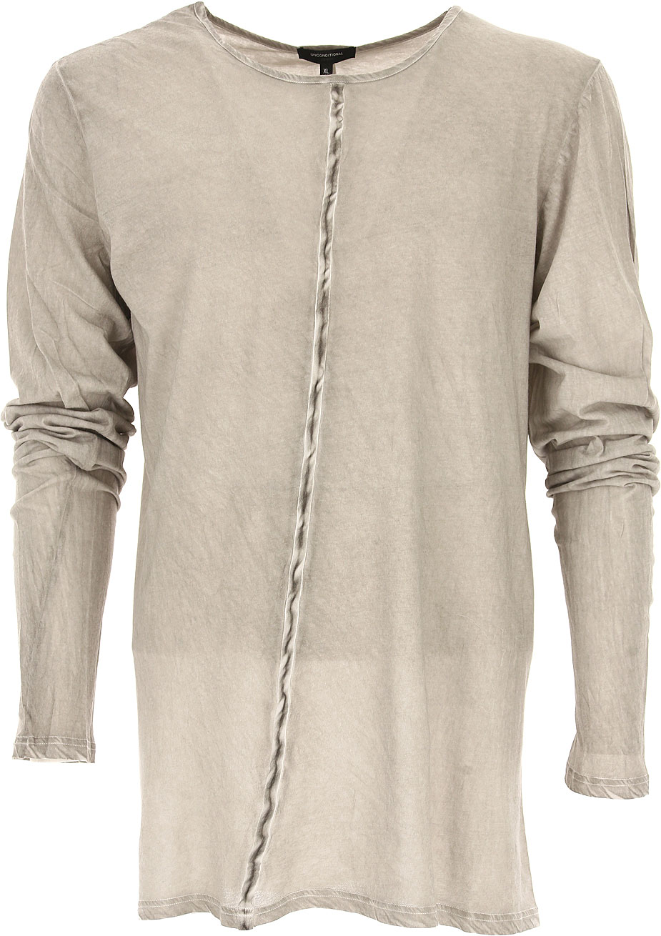 Abbigliamento Uomo Unconditional, Codice Articolo: fjm34-2403-bia