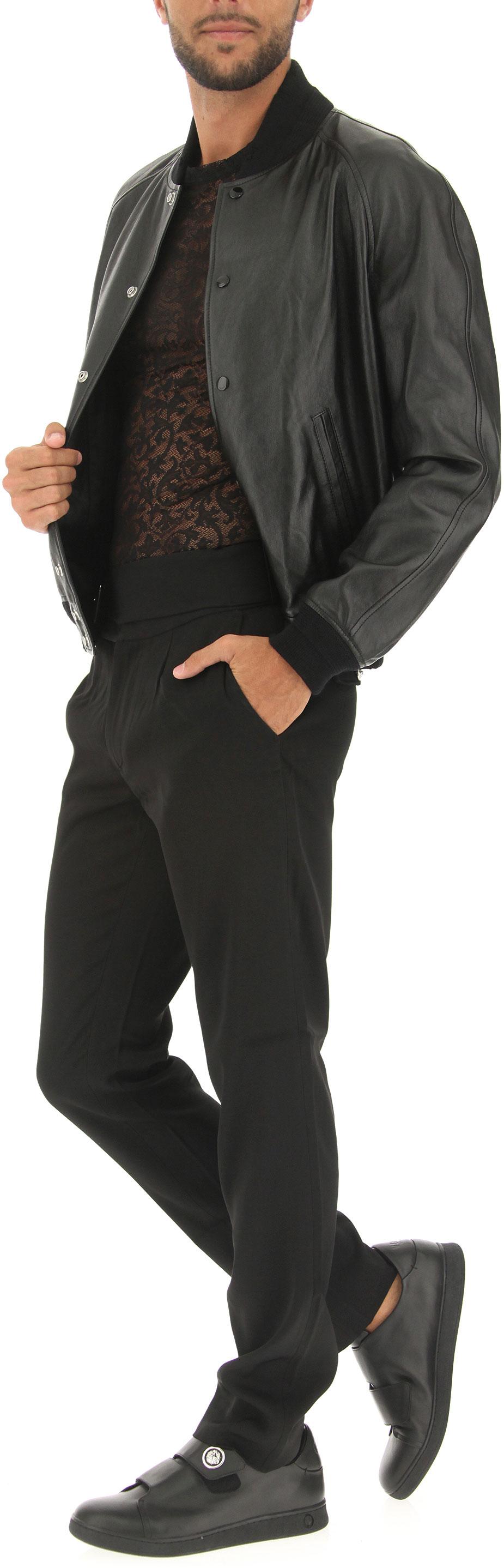 Abbigliamento Uomo Versace, Codice Articolo: auu10009-an00192-a008