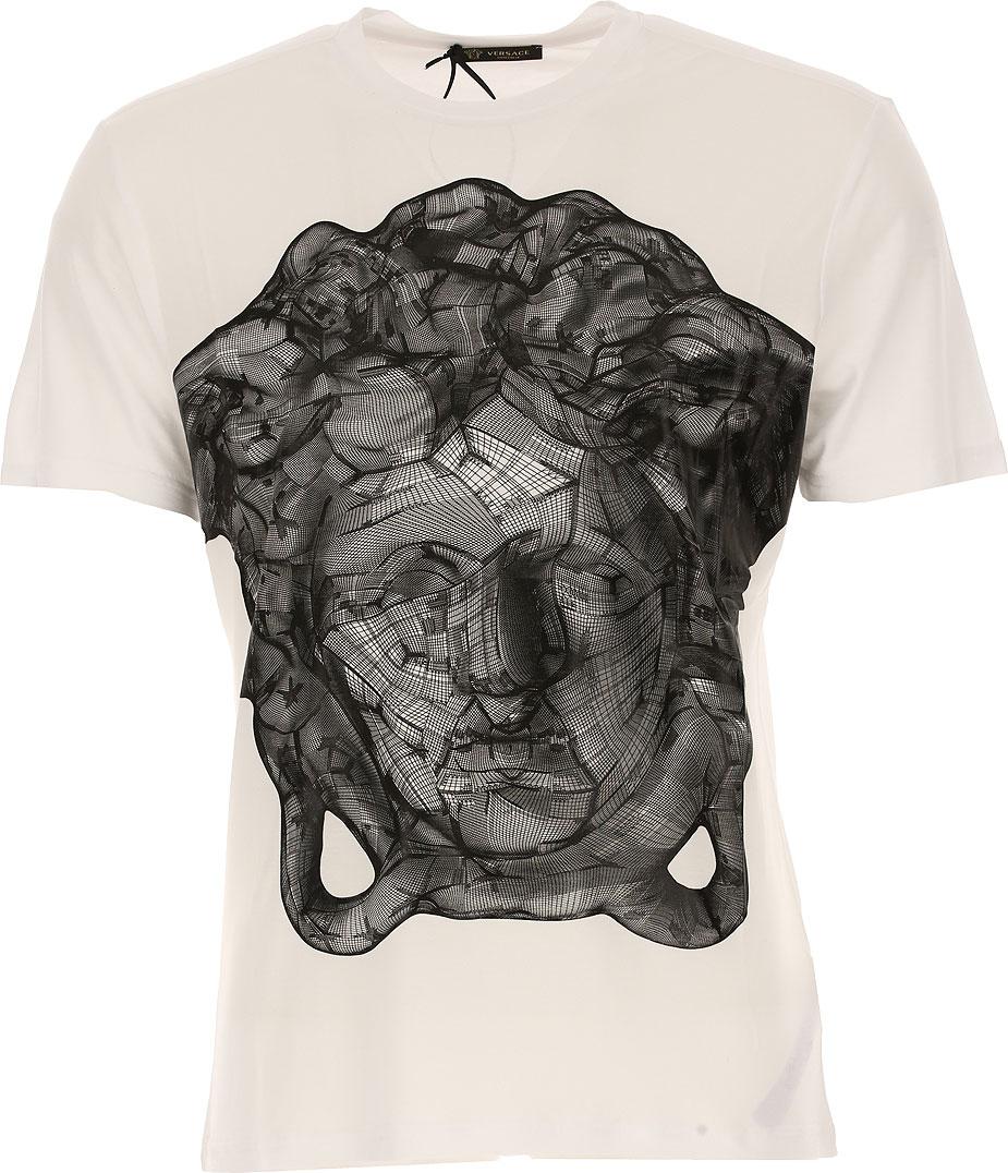 Abbigliamento Uomo Versace, Codice Articolo: auu12036-av00192-a001