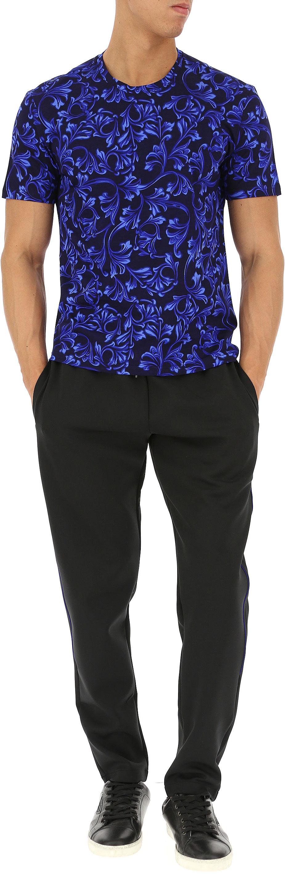 Abbigliamento Uomo Versace, Codice Articolo: auu12037-ap00158-a008