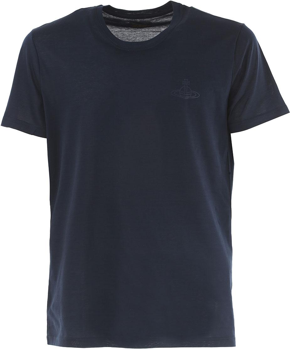 Abbigliamento Uomo Vivienne Westwood, Codice Articolo: v5m20-blu-