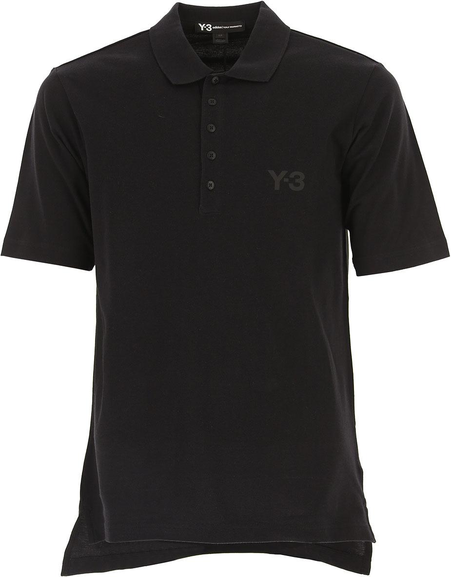 Abbigliamento Uomo Y3 by Yohji Yamamoto, Codice Articolo: bs3386--