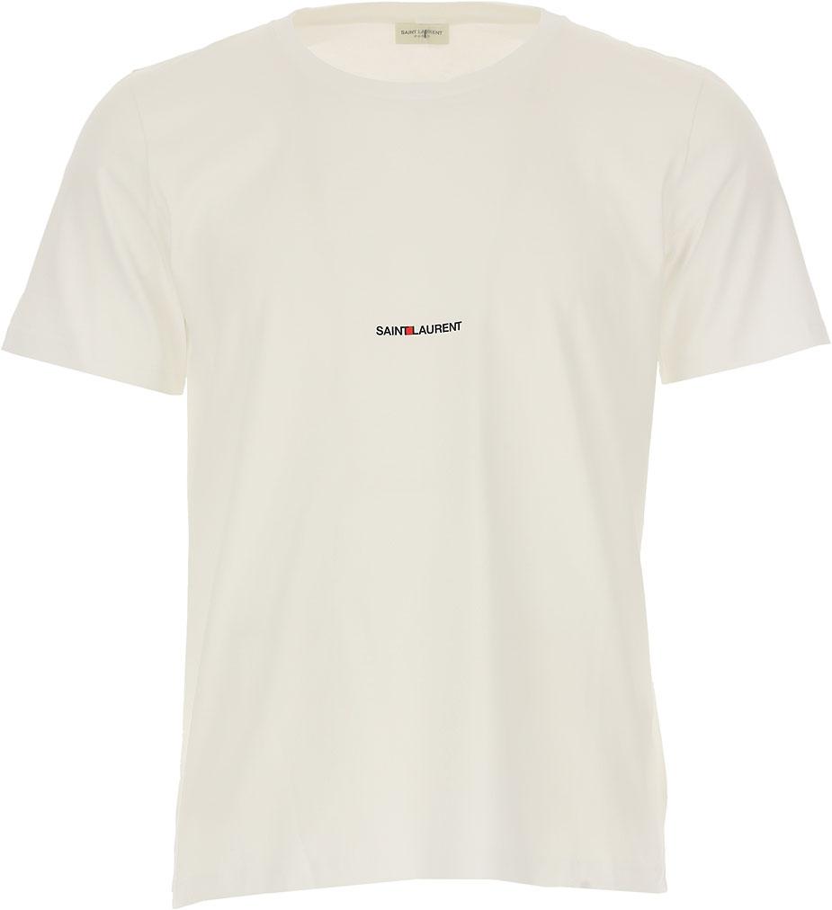 Abbigliamento Uomo Yves Saint Laurent, Codice Articolo: 464572-yb2dq-9000