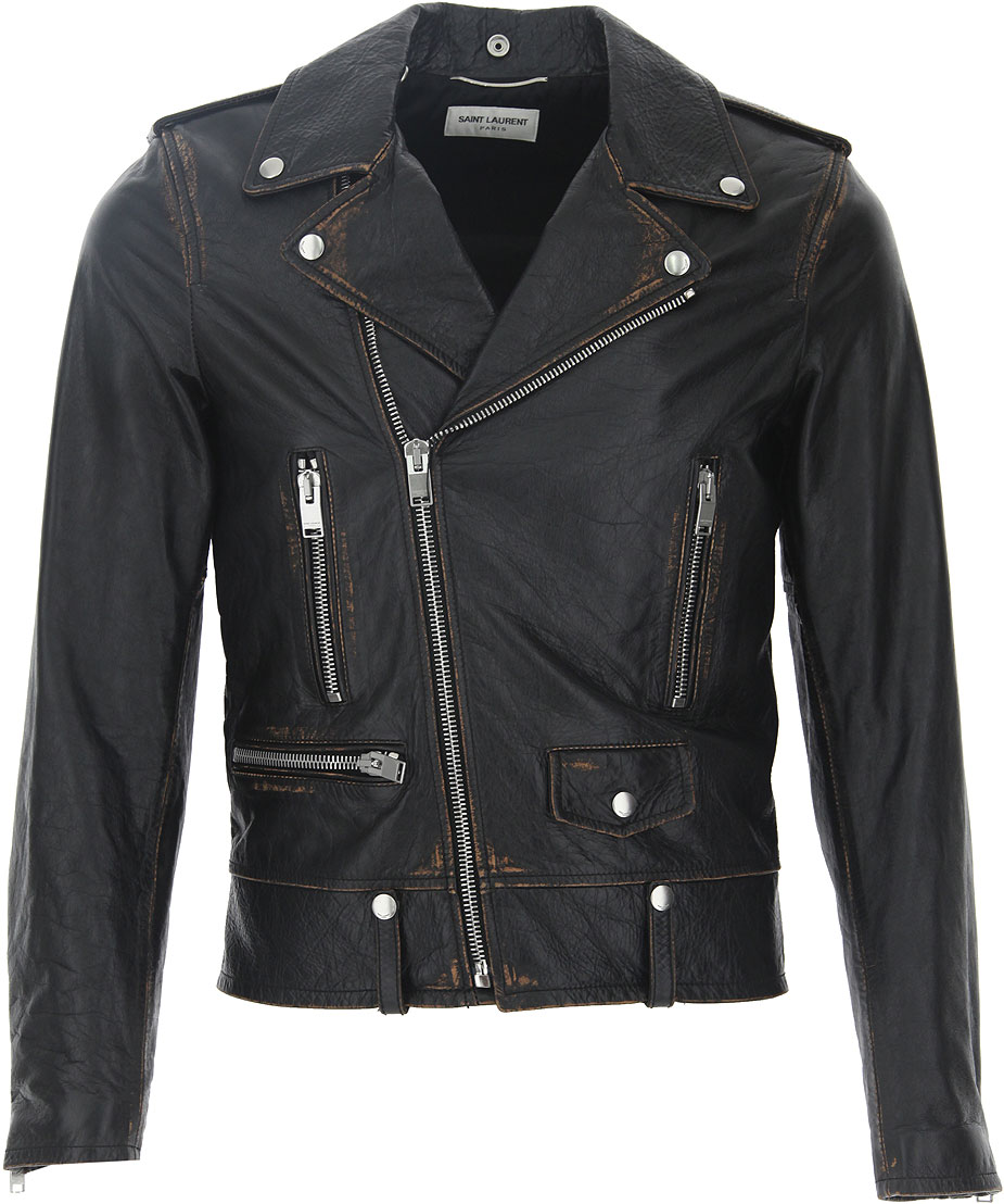 Abbigliamento Uomo Yves Saint Laurent, Codice Articolo: 483225-yc1ep-1098