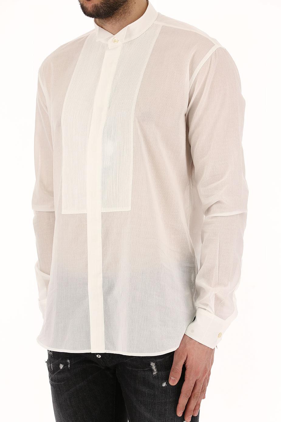 Abbigliamento Uomo Yves Saint Laurent Codice Articolo 503805-y035s-9601