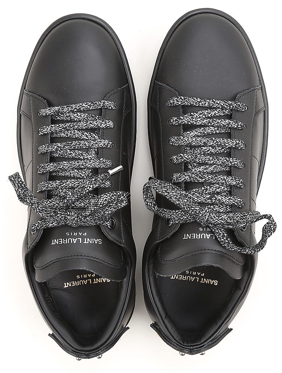 Scarpe Uomo Yves Saint Laurent, Codice Articolo: 485275-exv60-8069