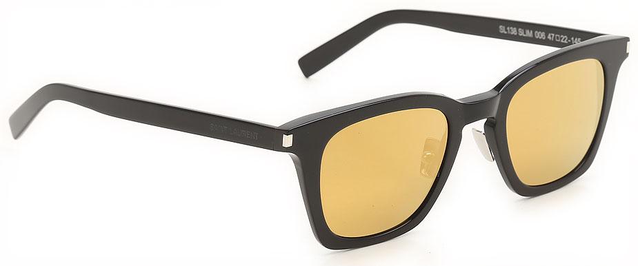Occhiali da Sole Yves Saint Laurent, Codice Articolo: sl138-006-