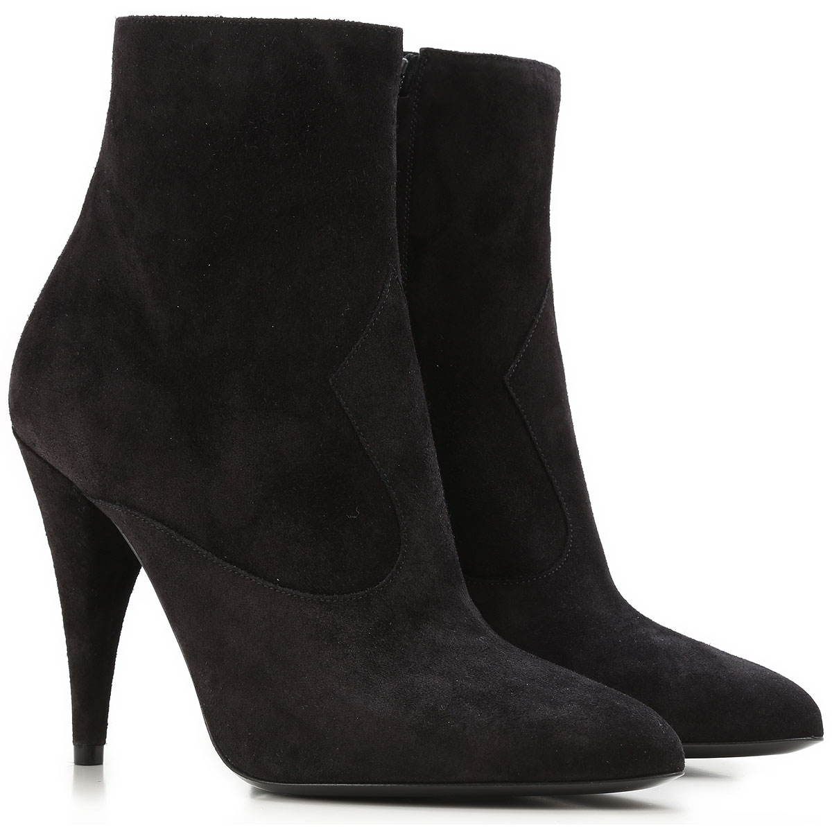 chaussures femme yves saint laurent code produit 404354 clt00 1000. Black Bedroom Furniture Sets. Home Design Ideas