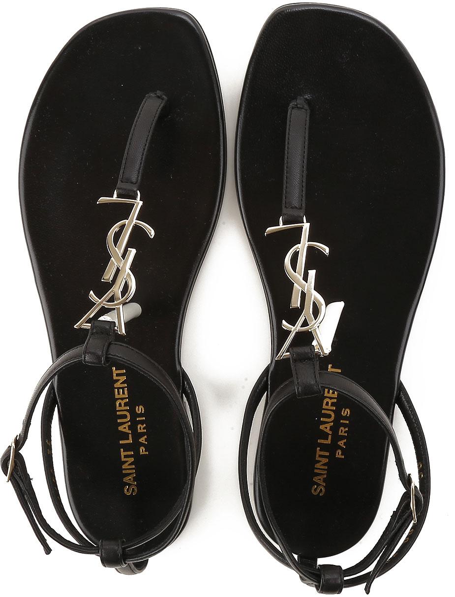 Scarpe Donna Yves Saint Laurent, Codice Articolo: 466680-b34jj-1000