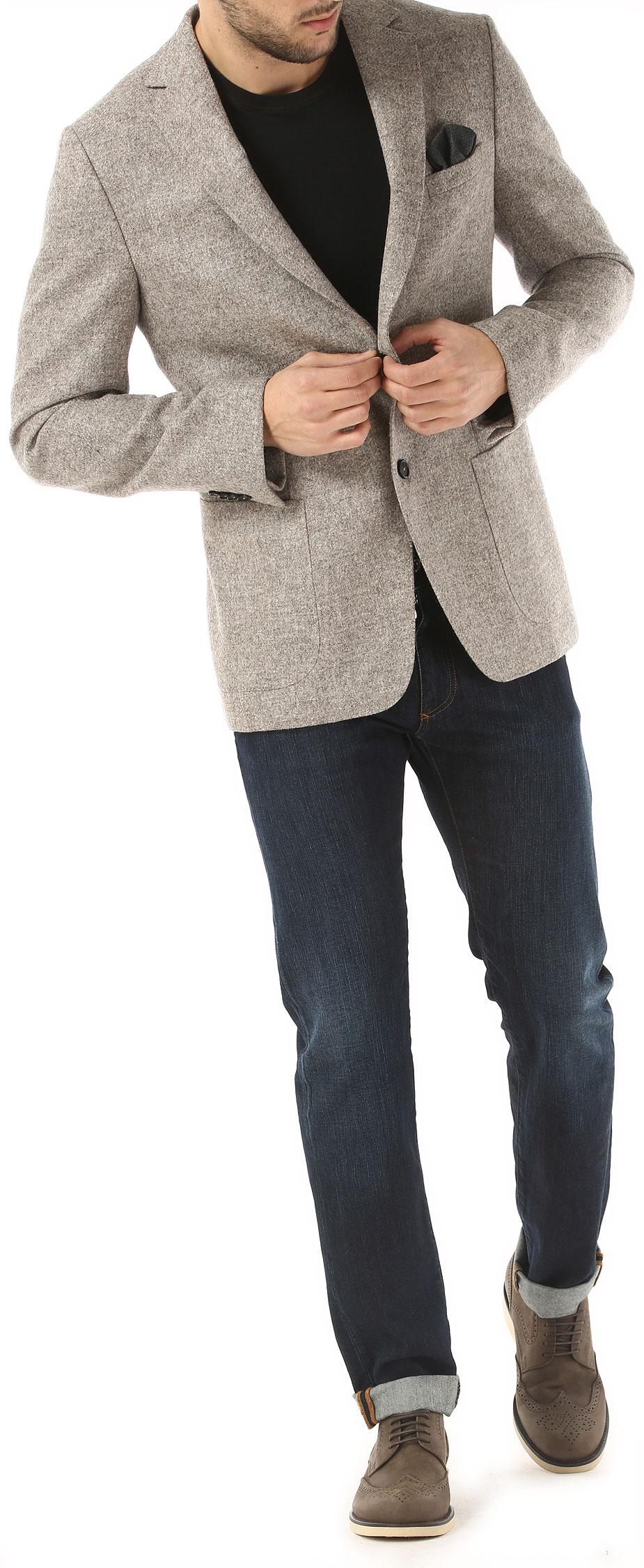 Abbigliamento Uomo Ermenegildo Zegna, Codice Articolo: 844755-1vd3g0-natural