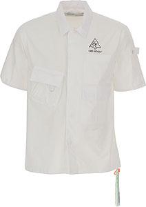 オフホワイト ヴァ―ジルアブロー 紳士服