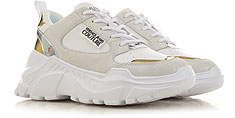 Versace Jeans Couture Sneakers voor Dames - Fall - Winter 2021/22