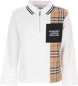Burberry Kinderkleding voor Jongens - Fall - Winter 2021/22