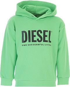 Diesel Kinderkleding voor Jongens - Fall - Winter 2021/22