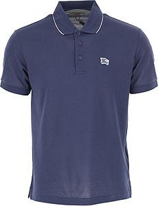 d3b9845443 S (EU 46). L (EU 50). XL (EU 52). Burberry. Camisa Polo Masculina