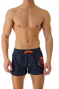 f4d84b622 Shorts de Praia & Calções de Banho Masculinos Diesel | Raffaello Network