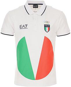 Emporio Armani Tricou Polo pentru Bărbați - Fall - Winter 2021/22