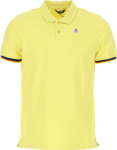K-Way Tricou Polo pentru Bărbați - Spring - Summer 2021