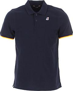 K-Way Tricou Polo pentru Bărbați - Fall - Winter 2021/22