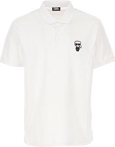 Karl Lagerfeld Tricou Polo pentru Bărbați - Spring - Summer 2021