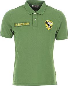 Mc2 Saint Barth Tricou Polo pentru Bărbați - 2021 Collection