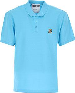 Moschino Tricou Polo pentru Bărbați - Spring - Summer 2021