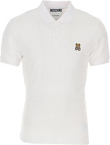 Moschino Tricou Polo pentru Bărbați - Fall - Winter 2021/22