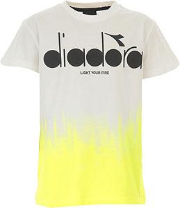 Diadora Tricou pentru Băieți - Spring - Summer 2021