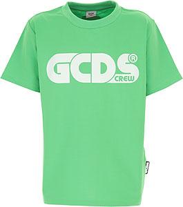 GCDS Tricou pentru Băieți - Spring - Summer 2021