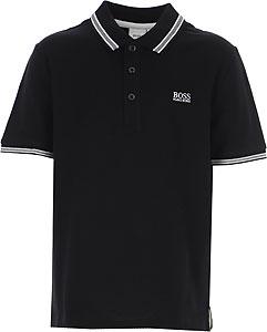Hugo Boss Îmbrăcăminte pentru Copii Băieți - Spring - Summer 2021