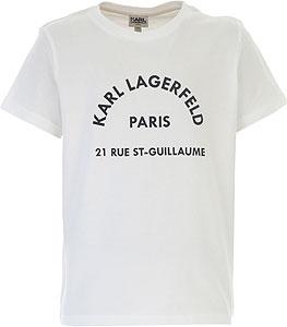 Karl Lagerfeld Îmbrăcăminte pentru Copii Băieți - Spring - Summer 2021