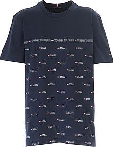 Tommy Hilfiger Îmbrăcăminte pentru Copii Băieți - Spring - Summer 2021