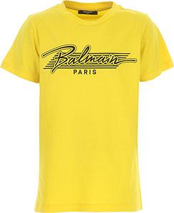 Balmain Îmbrăcăminte pentru Copii Băieți - Spring - Summer 2021