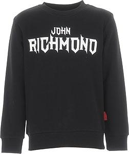 John Richmond Hanorace & Bluze cu Glugă - Fall - Winter 2021/22