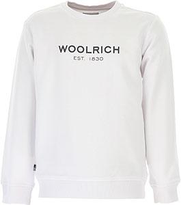 Woolrich Hanorace & Bluze cu Glugă - Spring - Summer 2021