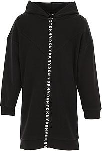 DKNY Hanorace & Bluze cu Glugă