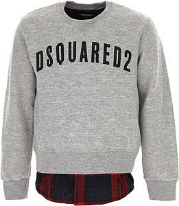 Dsquared2 Hanorace & Bluze cu Glugă