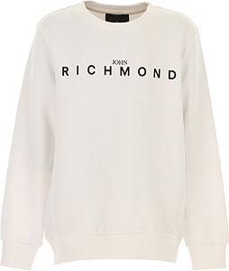 John Richmond Hanorace & Bluze cu Glugă