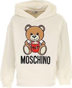 Moschino Hanorace & Bluze cu Glugă