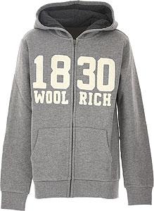 Woolrich Hanorace & Bluze cu Glugă