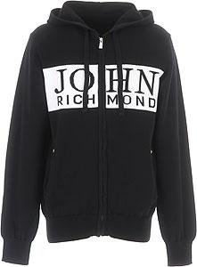 John Richmond Hanorace & Bluze cu Glugă - Spring - Summer 2021