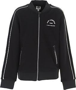 Karl Lagerfeld Hanorace & Bluze cu Glugă