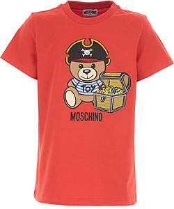 Moschino Tricou pentru Băieți - Spring - Summer 2021