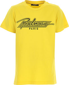 Balmain Tricou pentru Băieți - Spring - Summer 2021