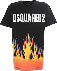 Dsquared2 Tricou pentru Băieți - Spring - Summer 2021